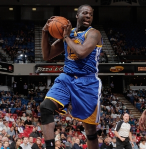 Draymond Green's defensive instincts, rebounding and hustle have earned him big minutes.