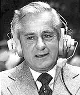 Curt Gowdy came along before Beats Audio or earbuds.