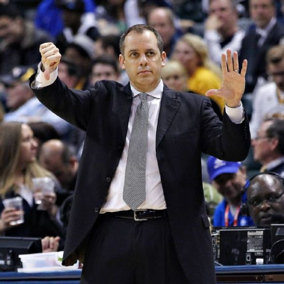 Frank Vogel's opinion of the last two months.