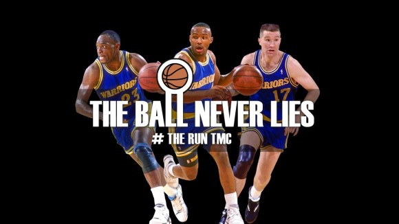 Mitch Richmond, Tim Hardaway and Chris Mullin made the Warriors one of the more thrilling teams to watch in the early 1990s.